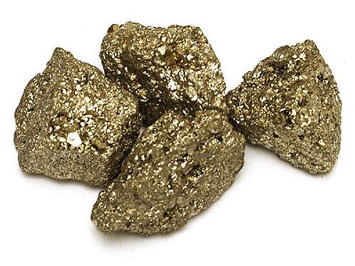 Rough Pyrite Stones (Fool's Gold)