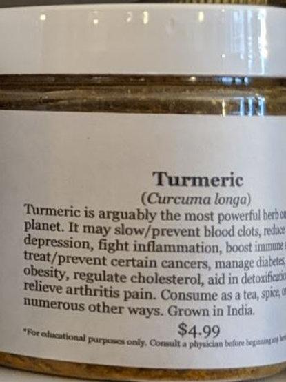 Turmeric 4oz