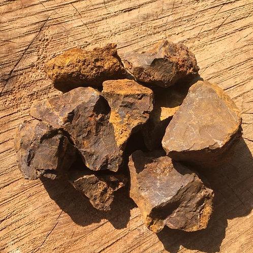 Rough / Raw Hematite Gemstones