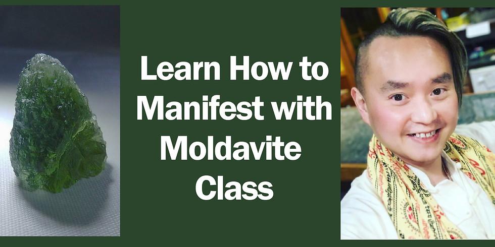 Moldavite Class - Learn How to Manifest with Moldavite