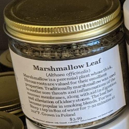 Marshmallow Leaf 8 oz jar
