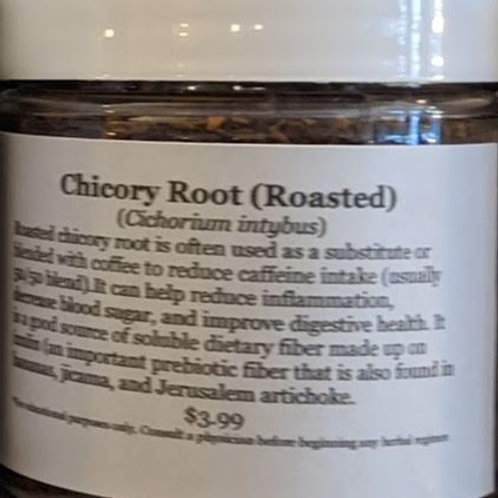 Chicory Root (Roasted) 4oz
