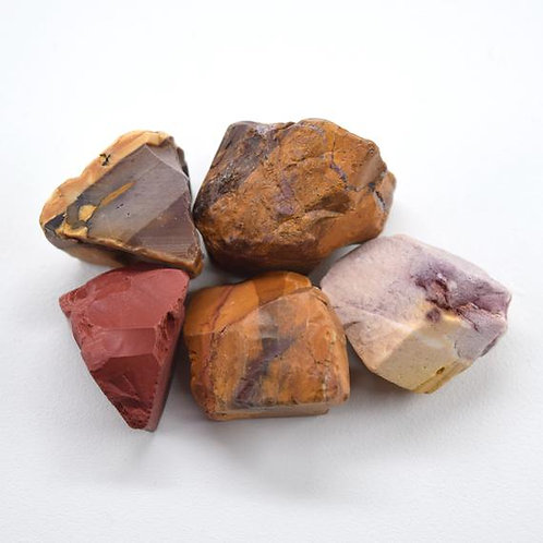 Mookaite Raw / Rough Gemstone