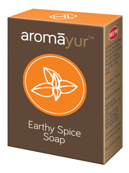 Spice Earthy Soap