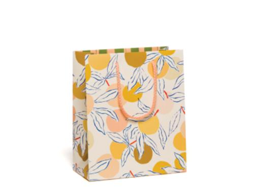 Floral Print Gift Bag