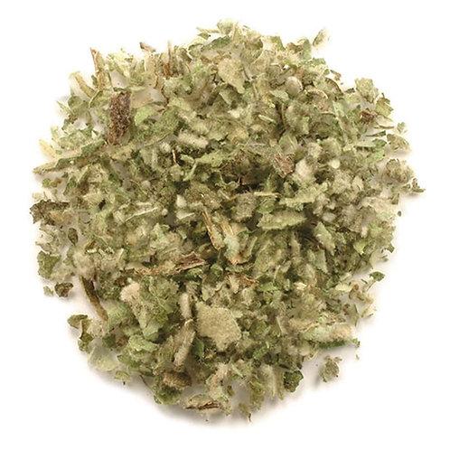 Mullein Leaf - Dried - 8 oz jar