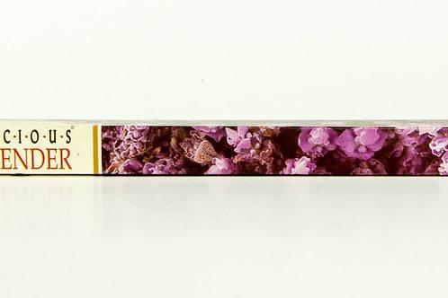 Assorted Incense Sticks - 8 Sticks per pack