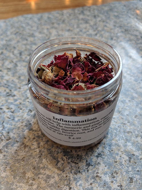 Inflammation Tea Blend