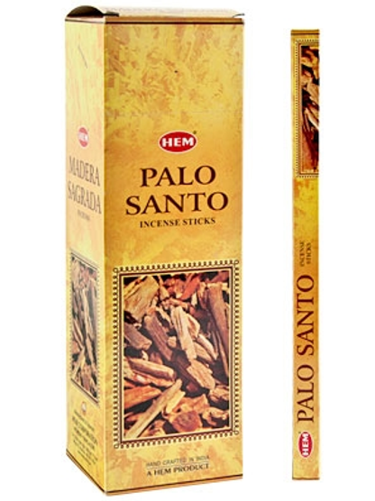 Hem Palo Santo Incense - 8 Stick Packs