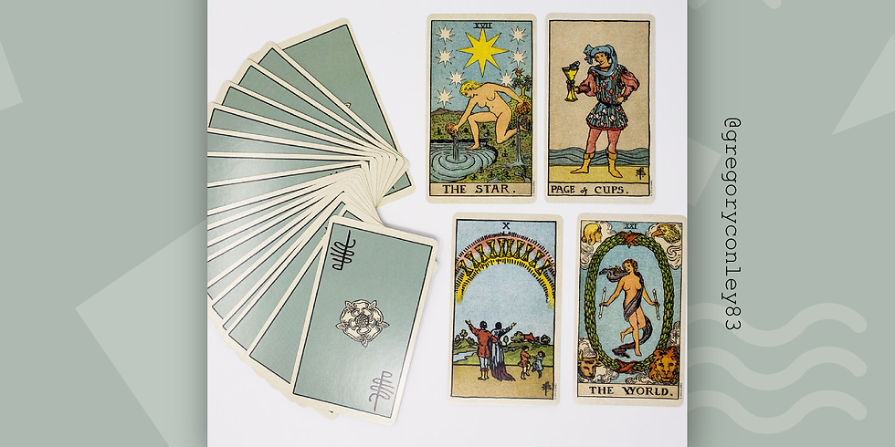 Intro to Tarot Class with Greg Conley