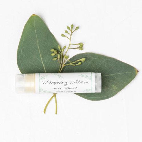 Mint Natural Lip Balm