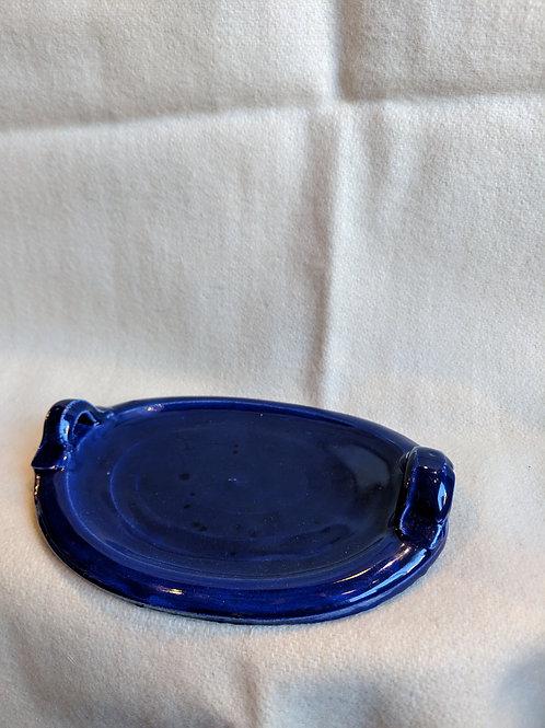 Cobalt Blue Soap Dish / Holder