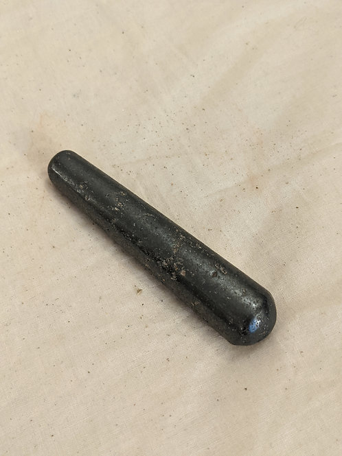 Hematite Massage Wand ~3 inches