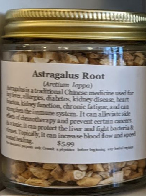 Astragalus Root 4oz