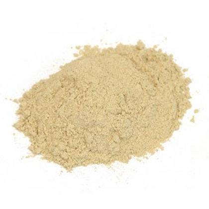 Organic Ginseng Powder - 1 oz jar