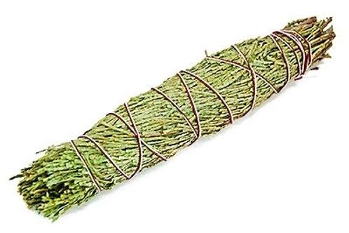 "Cedar Smudge Stick - 8""L"