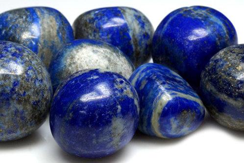Lapis Lazuli Tumbled Gemstone