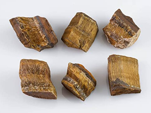 Tiger's Eye Rough / Raw Gemstone