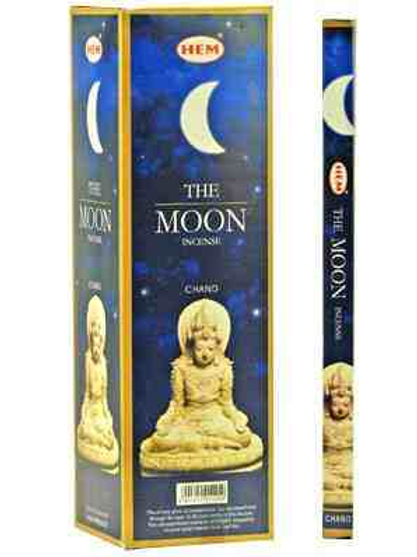 Hem The Moon Incense - 8 Stick Packs