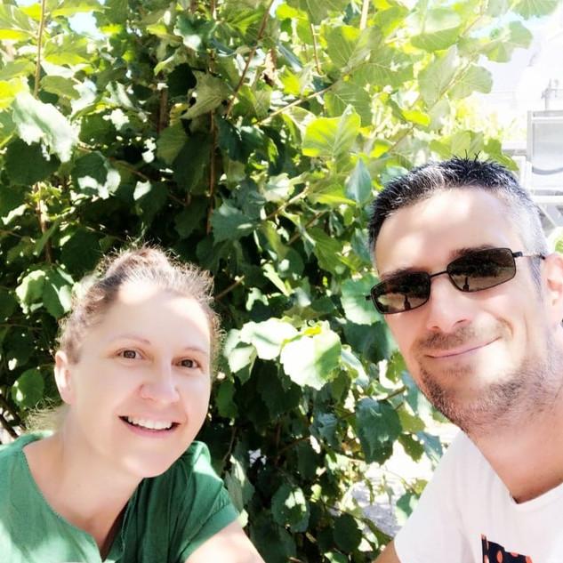 Stéphanie et Sébastien