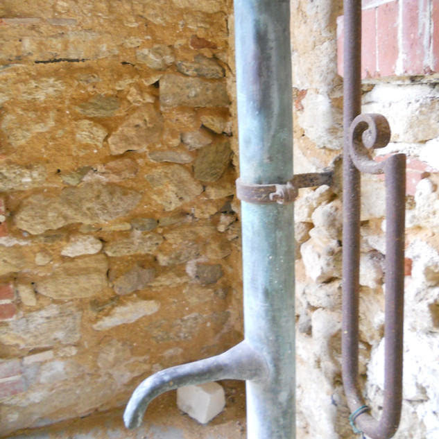 Porche - entrée