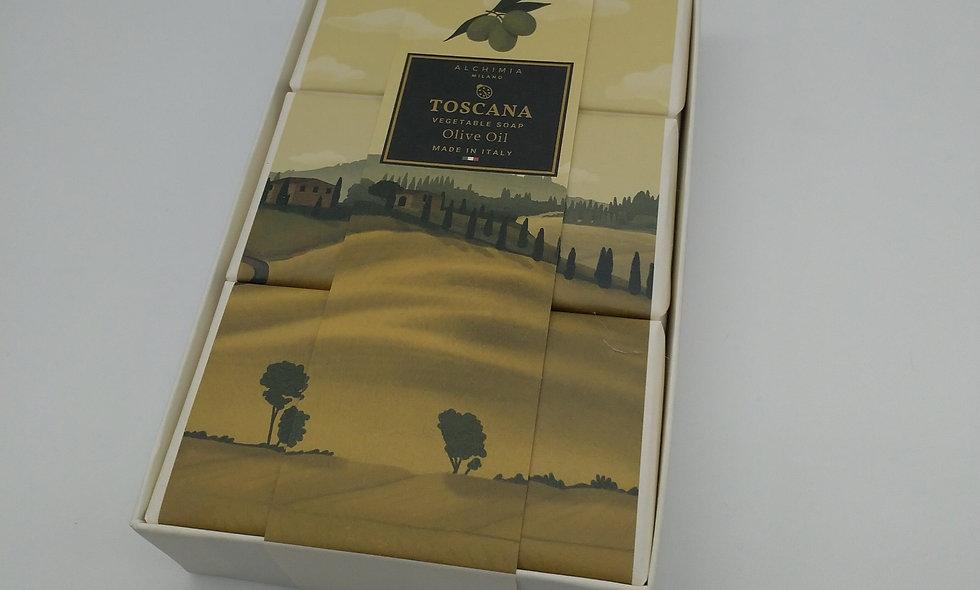 TOSCANA SOAP SET 3x200g