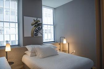 Q&A Hotel's sleek, modern design