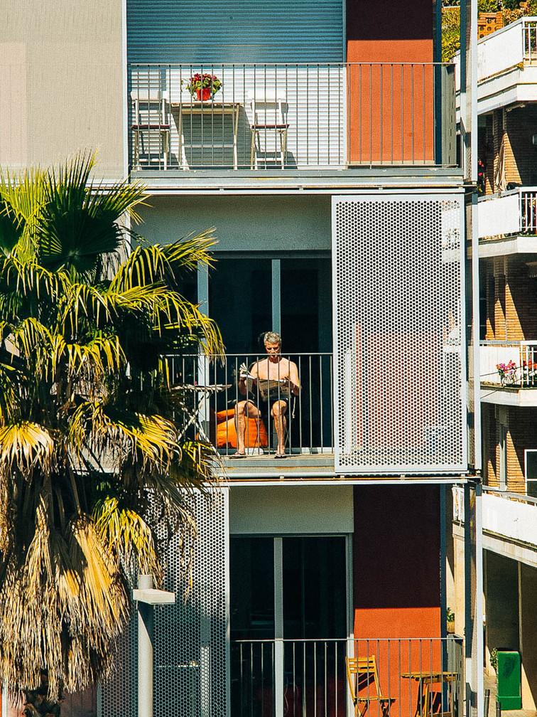 Barcelona Window Series