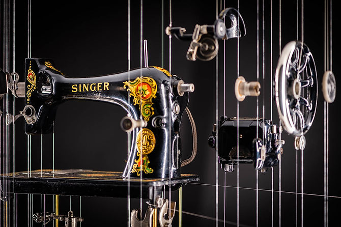Detail from Singer is Sewing Made Easy I
