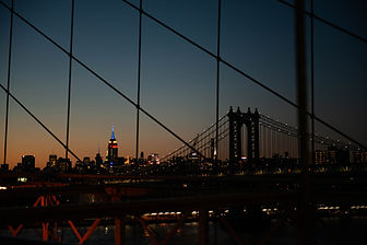 Williamsburg Bridge to the Empire State Building