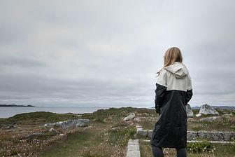 Ilse Jacobsen raingear in Nuuk