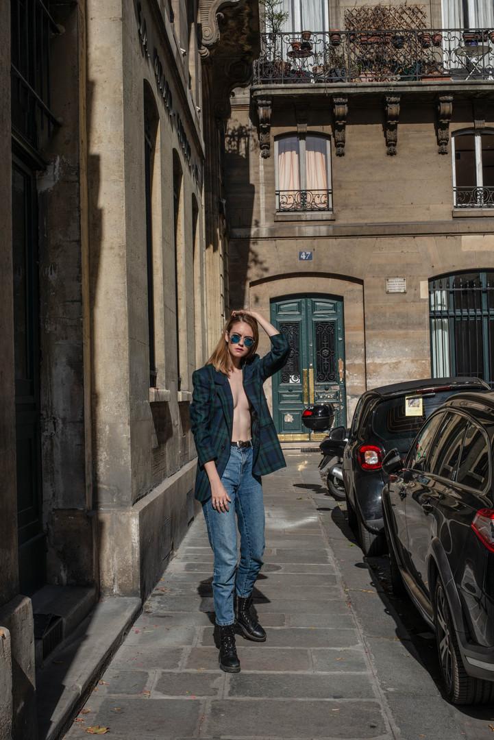 Sunglasses Bernhard Willhelm x Mykita Blazer 44 Studio