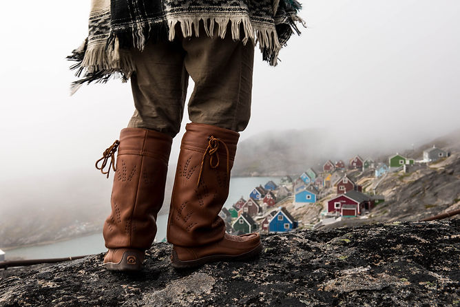 Manitobah Mukluks - Arctic Packing Highlights