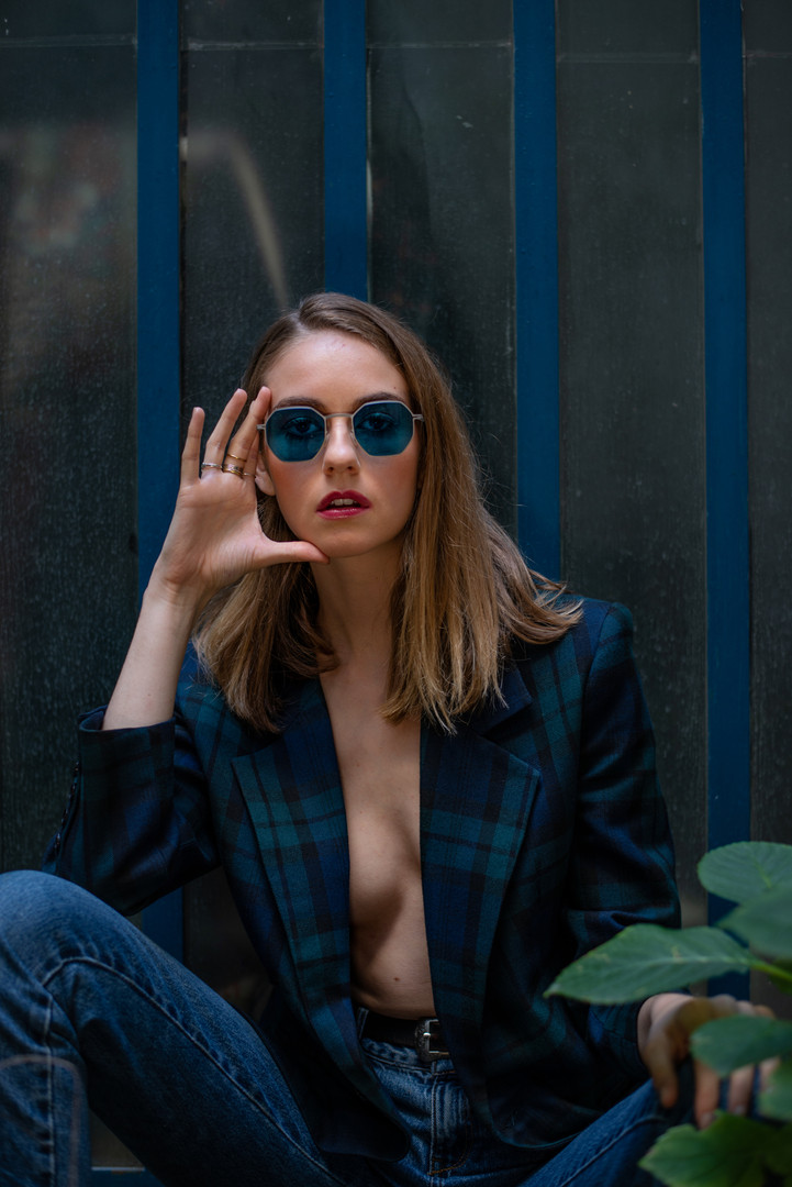 Sunglasses Bernhard Willhelm x Mykita Blazer 44 Studio