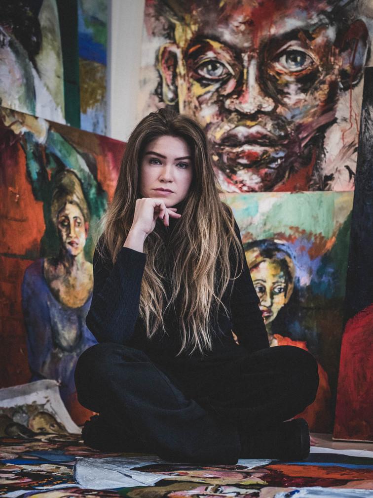 Jade Van Der Mark