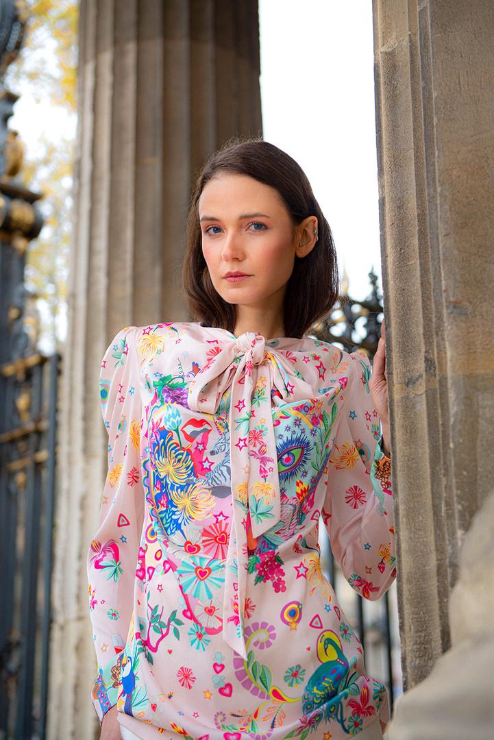 Manish Arora blouse
