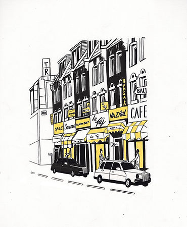 Brick Lane by Laura Page
