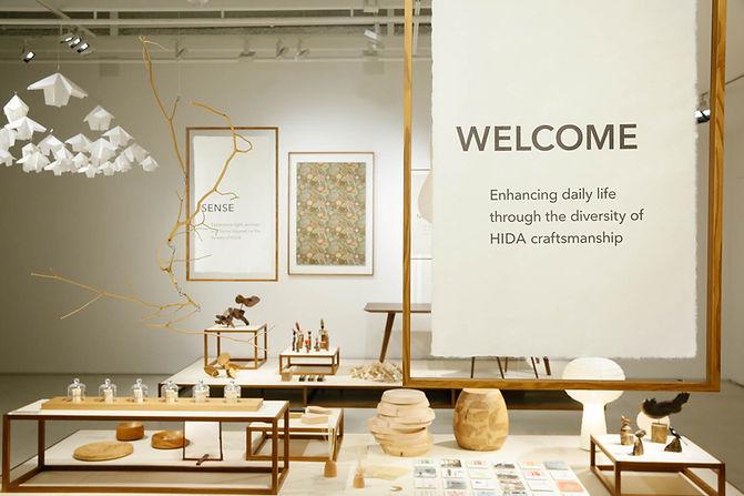 LA Japan House Hida Exhibition