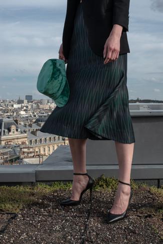 Hat Anthony Peto Blazer 44 Studio Skirt Wanbing Huang
