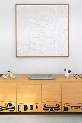 Sabina Hill - furniture + art details