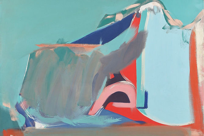 Peter Lanyon is part of the Four Giants of British Modernism