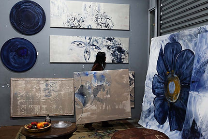 Eline Martherus studio 2