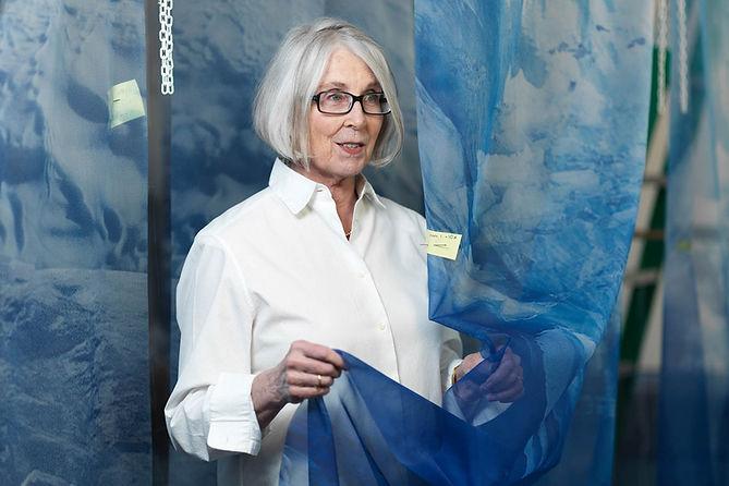 Patricia Carr Morgan - Portrait