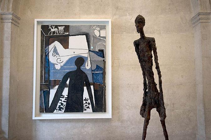 PICASSO-GIACOMETTI-PARIS-MUSEUM-EXHIBIT-