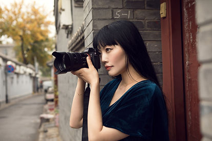 Yuge Zhou in Beijing