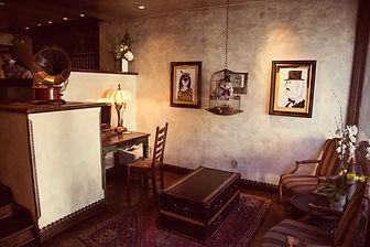 Inside Petit Ermitage