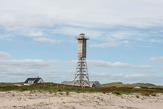 Sable Island Tower - Old Lighthouse
