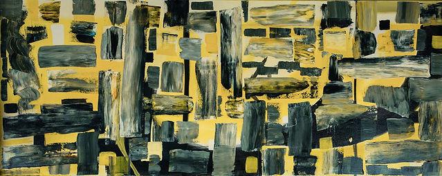 Black and Yellow Acapello