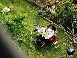 Ivan Hugo - Backyard lunch