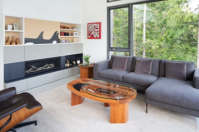 Sabina Hill - living room